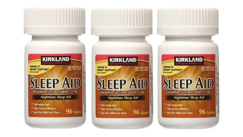Hướng dẫn sử dụng Kirkland Sleep Aid