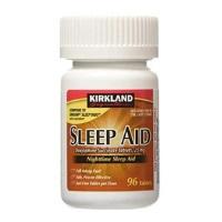 Viên uống Kirkland Sleep Aid cải thiện giấc ngủ
