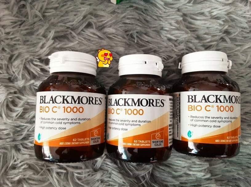 Vitamin C Blackmores Bio C 1000mg