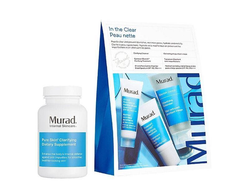 Nên kết hợp với các sản phẩm khác cùng bộ để chăm sóc da toàn diện