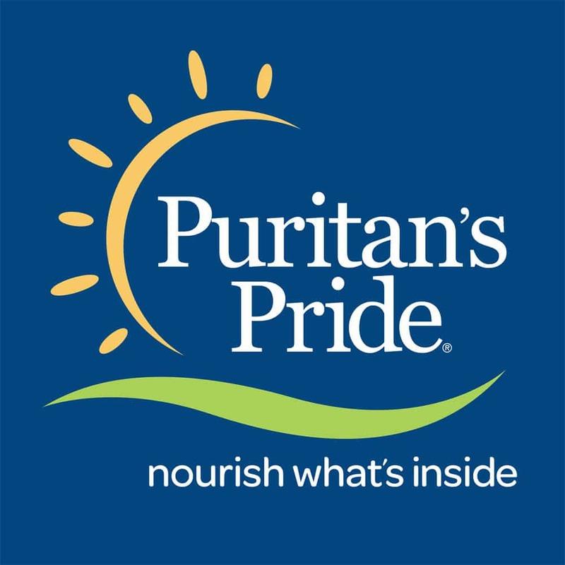Sản phẩm được nghiên cứu và sản xuất bởi công ty Puritan's Pride