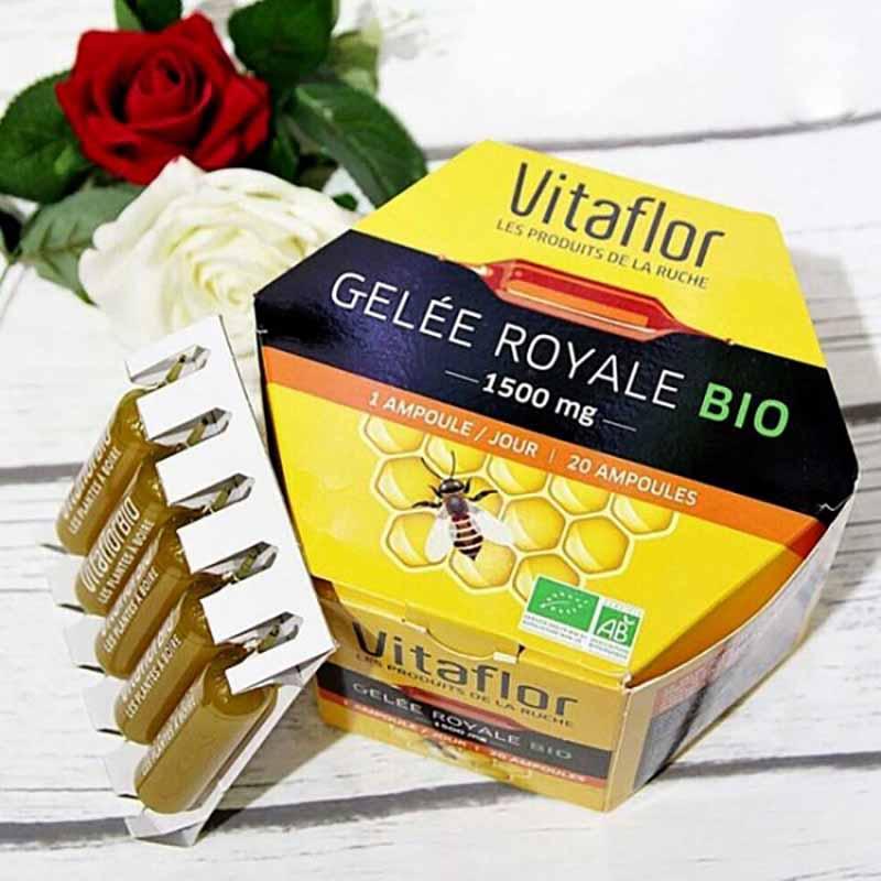 Sữa ong chúa Vitaflor có tốt không?