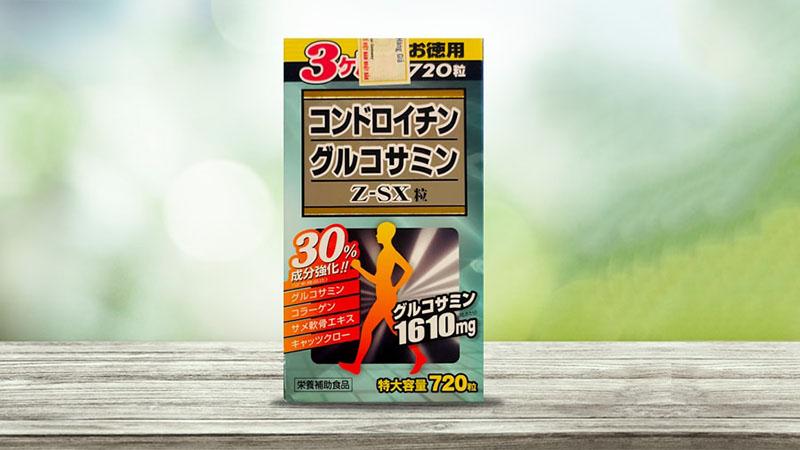 Viên uống Jpanwell Glucosamine Chondroitin Z-SX sẽ mang lại hiệu quả tối ưu nhất nếu được sử dụng đúng cách