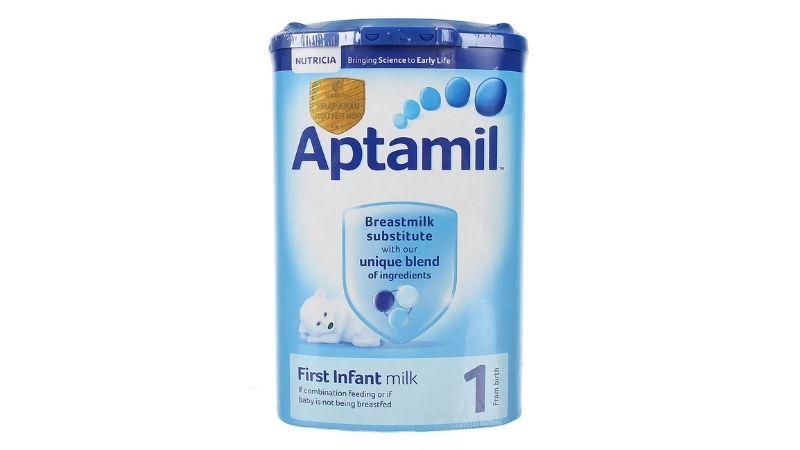 Sản phẩm sữa Aptamil Anh số 1
