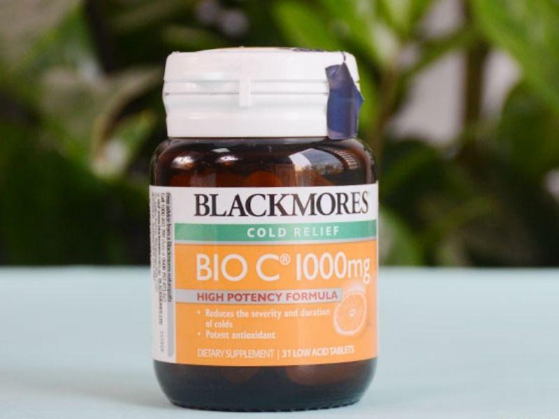 Viên uống Blackmores Bio C 1000mg có rất nhiều tác dụng khác nhau