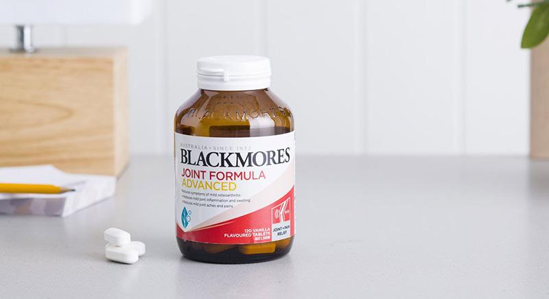 Thông tin về Blackmores Joint Formula Advanced