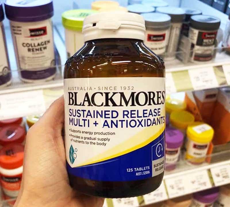 Sản phẩm bổ sung cho cơ thể hơn 24 dưỡng chất có lợi