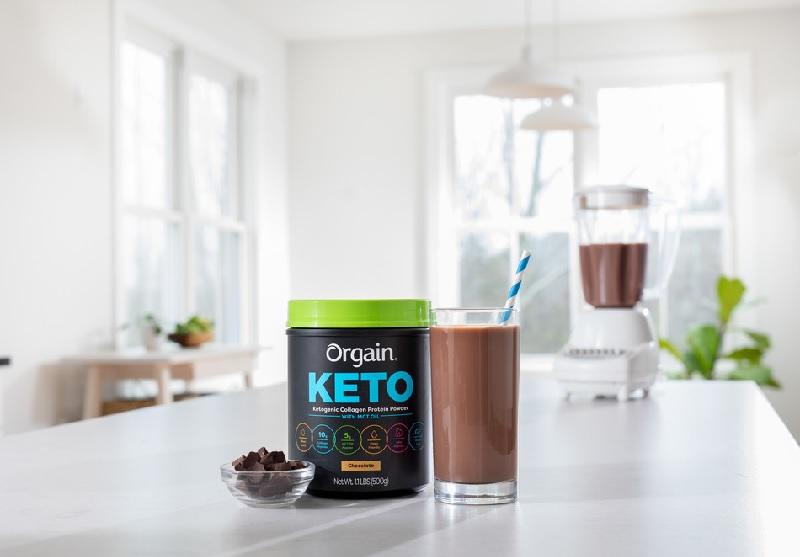 Mỗi ly bột Collage Protein mỗi ngày giúp bổ sung dinh dưỡng cần thiết cho cơ thể phát triển khỏe mạnh