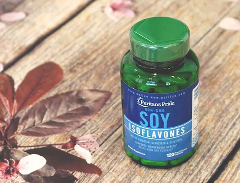 Mầm đậu nành Soy Isoflavones có những ưu điểm vượt trội.