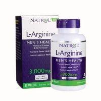 Natrol L-Arginine Men's Health 3000mg tăng cường sinh lý nam – trùng lặp