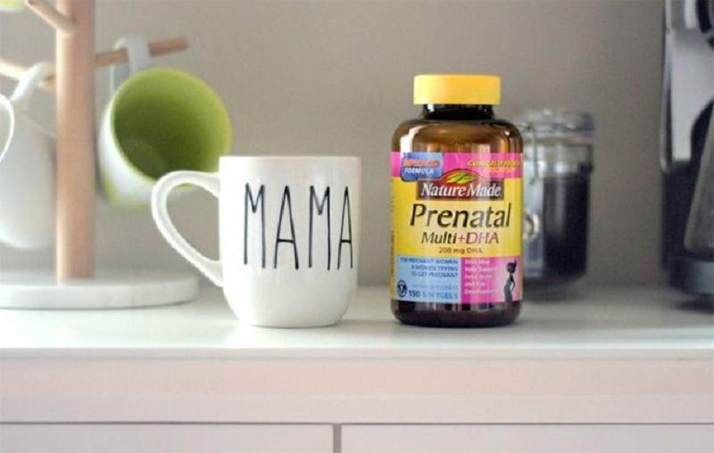 Viên uống giúp mẹ bầu khỏe mạnh, thai nhi phát triển nhanh chóng, đồng thời giảm nguy cơ dị tật