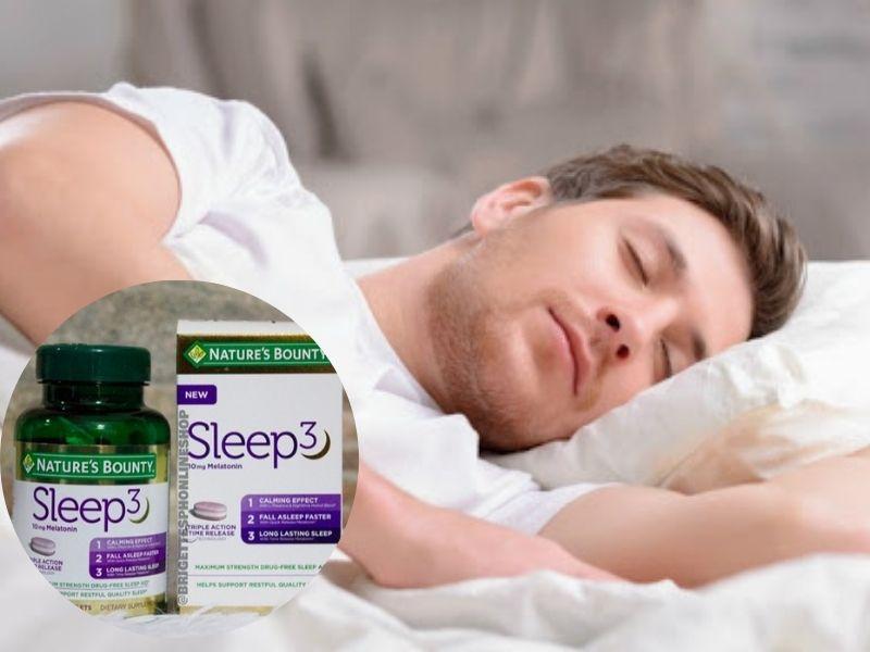 Viên uống hỗ trợ cải thiện giấc ngủ hiệu quả