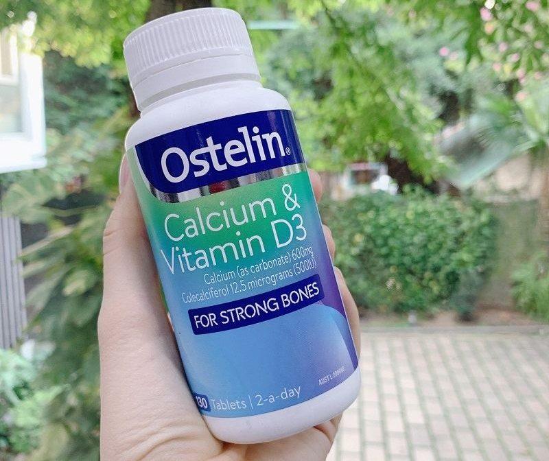 Calcium & Vitamin D3 giúp duy trì hệ thống miễn dịch cho cơ thể khỏe mạnh