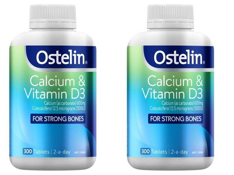Viên uống Ostelin Calcium & Vitamin D3 dành cho bà bầu
