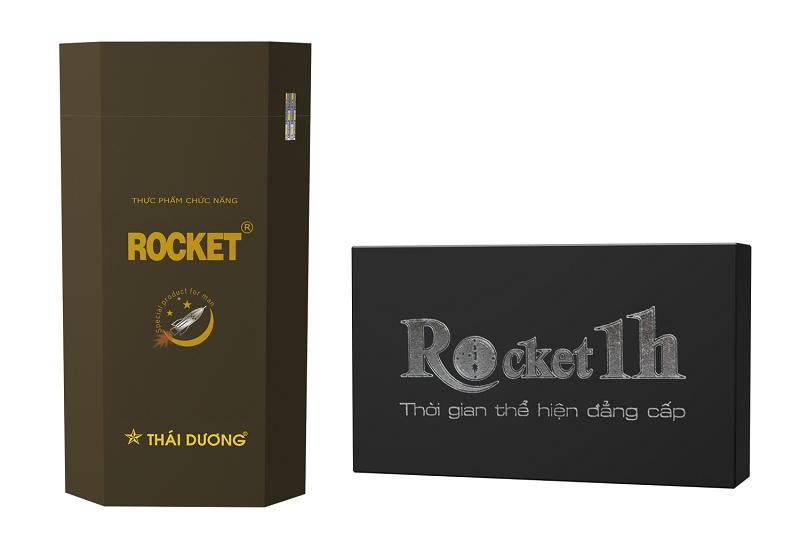 Sản phẩm Rocket được bào chế nhiều dạng phục vụ người dùng