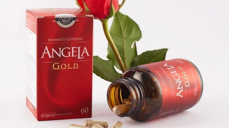 Hướng dẫn sử dụng sâm Angela Gold