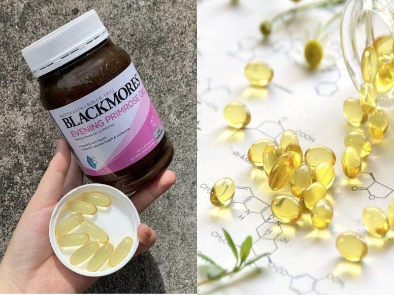 Viên uống tinh dầu hoa anh thảo có rất nhiều tác dụng khác nhau