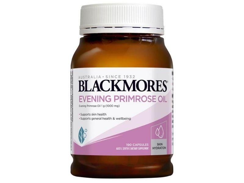 Sản phẩm tinh dầu hoa anh thảo blackmores