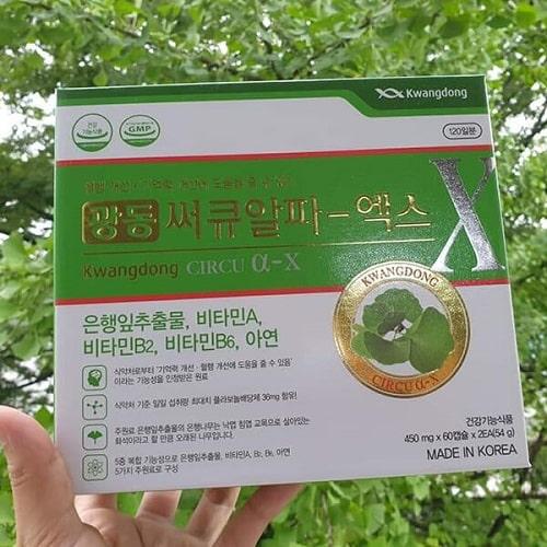 vien-uong-bo-nao-Kwangdong-Circu-hop-120-vien-1