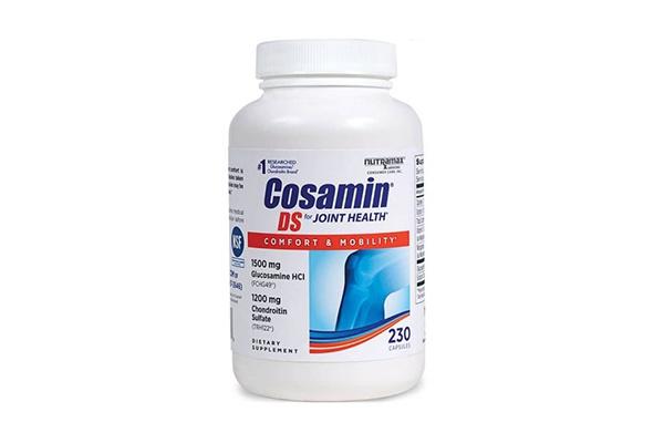 Cosamin DS For Joint Health là sản phẩm thực phẩm chức năng giúp bồi bổ xương khớp cao cấp
