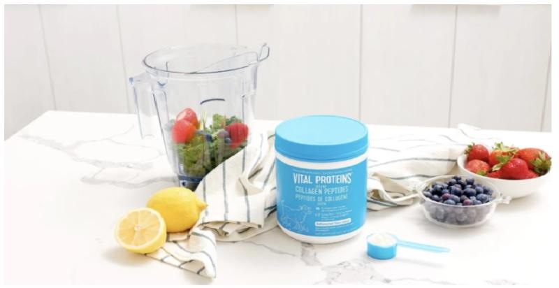 Những người bị thiếu hụt Collagen nên sử dụng Vital Proteins Collagen Peptides để cải thiện sức khỏe