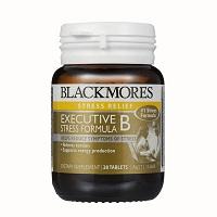 Viên Uống Giảm Stress Blackmores Executive B Stress Formula