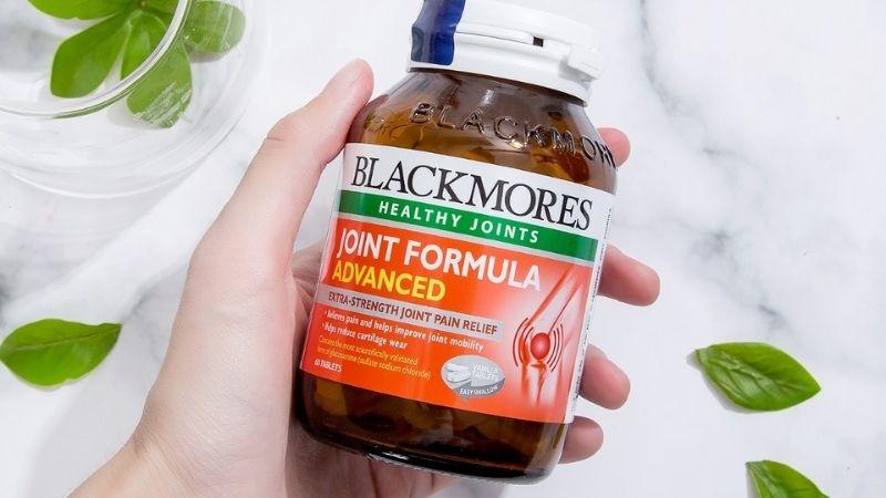 Blackmores Joint Formula Advanced cần được sử dụng đúng cách
