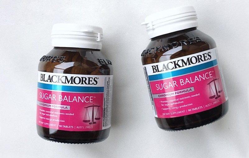 Blackmores Sugar Balance được coi là một giải pháp tốt cho người bị bệnh tiểu đường
