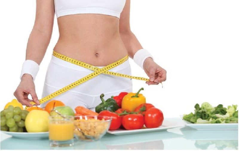 Tác dụng bổ sung dinh dưỡng phù hợp trong quá trình điều chỉnh cân nặng cho cơ thể dẻo dai