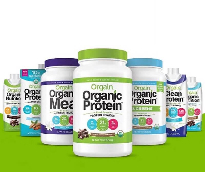 Bột Protein thực vật hữu cơ Orgain Organic Protein mang đến những lợi ích sức khỏe gì cho người dùng?