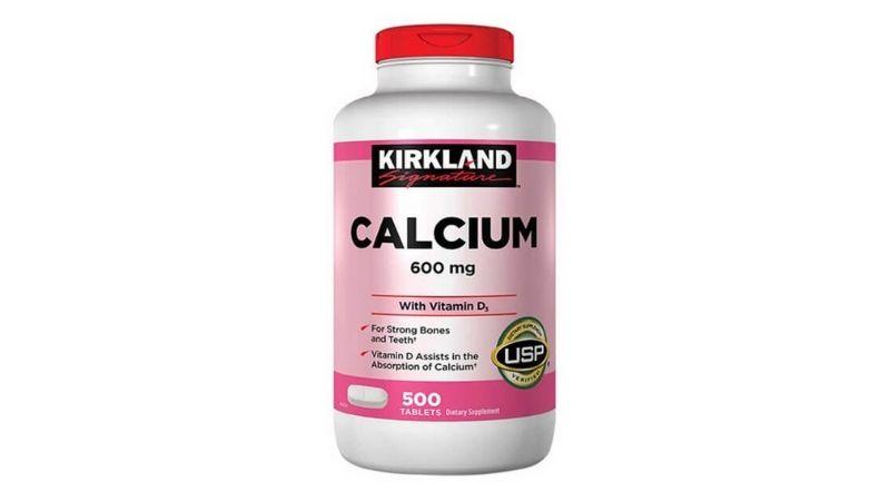 Kirkland Calcium 600mg D3 phù hợp với nhiều đối tượng cụ thể