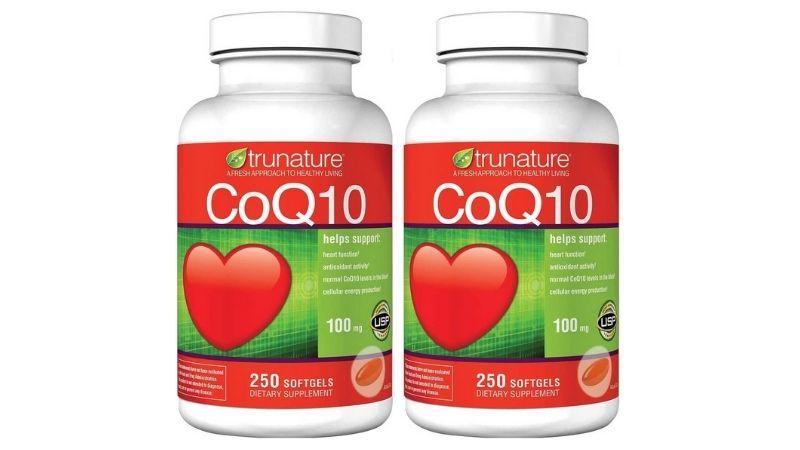 Co Q10 100mg là viên uống bảo vệ sức khỏe tim mạch rất tốt