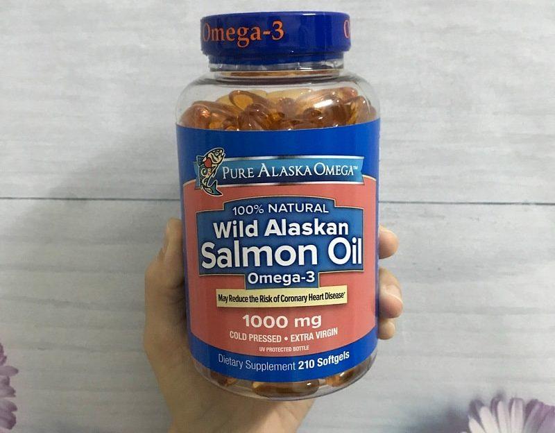 Viên uống dầu cá có thể phù hợp với nhiều đối tượng