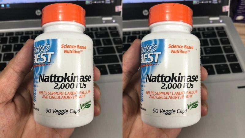 Doctor's Best Nattokinase luôn là thực phẩm chức năng hỗ trợ tim mạch được người dùng tin tưởng
