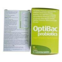 Optibac Probiotics xanh lá
