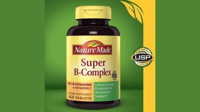 Sản phẩm là thực phẩm chức năng bổ sung vitamin, không thể thay thế thuốc chữa bệnh