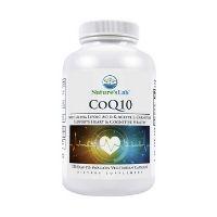 Nature's Lab CoQ10 + Alpha Lipoic Acid + Acetyl L-Carnitine HCl