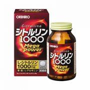 Viên Bổ Sung Năng Lượng Orihiro Citrulline Mega Power