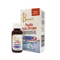 pedia iron drops