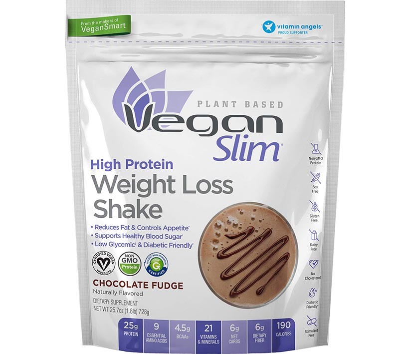 Sản phẩm Naturade Plant-Based Weight Loss High Protein Shake 1248g