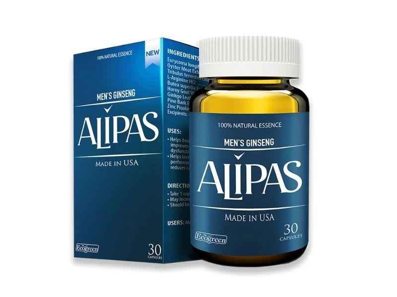 Sâm alipasnew được coi là giải pháp tối ưu cho phái mạnh
