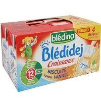 Sữa ngũ cốc Bledina dạng nước của Pháp