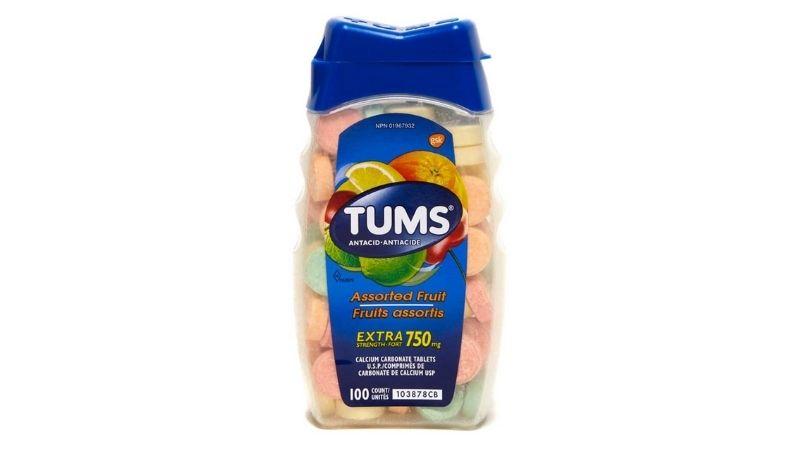 Kẹo ngậm có hương vị trái cây, thơm ngon dễ sử dụng