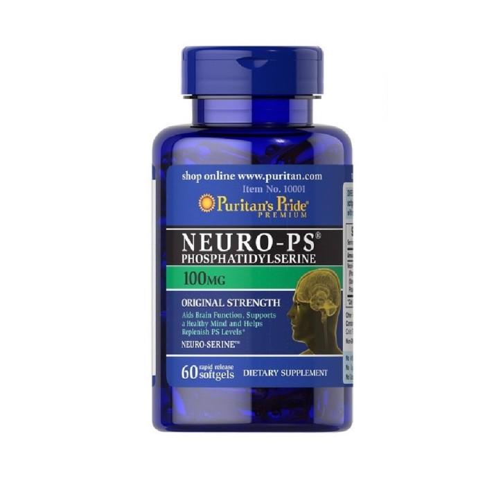 Sản phẩm Viên Uống Neuro-Ps Phosphatidylserine của hãng Puritan's Pride có tác dụng thế nào cho sức khỏe người dùng?