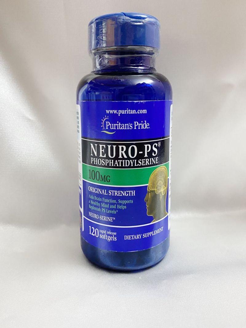 Viên uống Neuro-Ps Phosphatidylserine phù hợp với đối tượng học sinh, sinh viên, giới văn phòng và người già đối mặt với căng thẳng