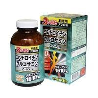 Viên uống Jpanwell Glucosamine Chondroitin Z-SX hỗ trợ xương khớp