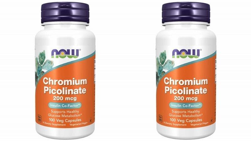 Sản phẩm viên uống Now Chromium Picolinate