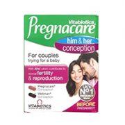 Viên uống tăng khả năng thụ thai Pregnacare review