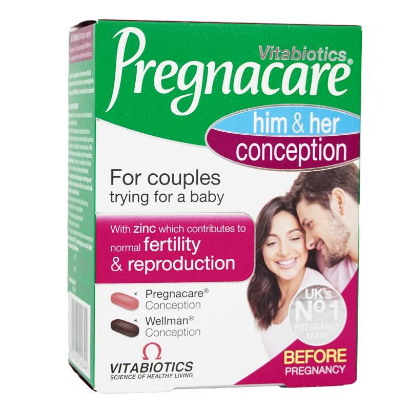 Viên uống tăng khả năng thụ thai Pregnacare được review tốt cho các cặp đôi