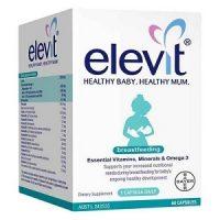 Bayer Elevit Breastfeeding vitamin tổng hợp sau sinh